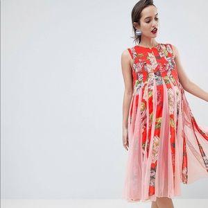 Asos Maternity Dress Size 8